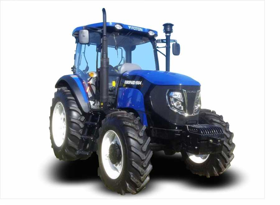 Tractor 1004