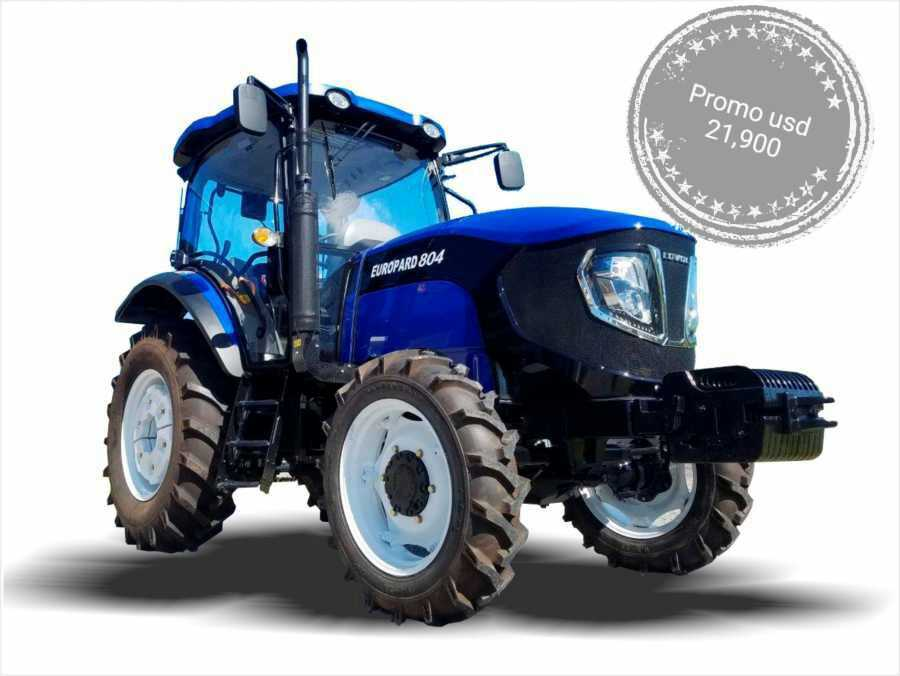 Tractor FT804